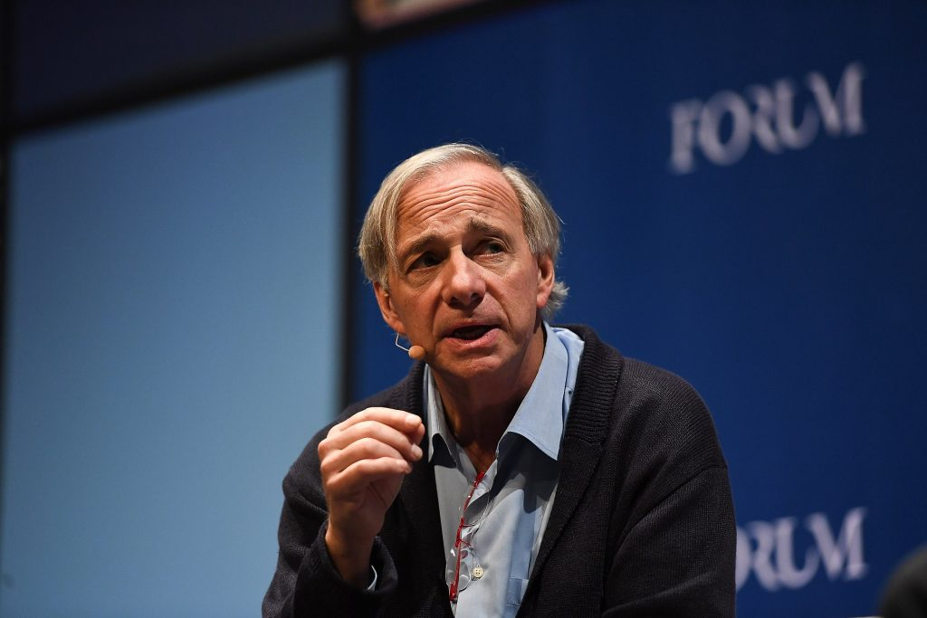 1920px Web Summit 2018   Forum   Day 2 November 7 HM1 7481 44858045925 scaled Les recettes du succès par Ray Dalio